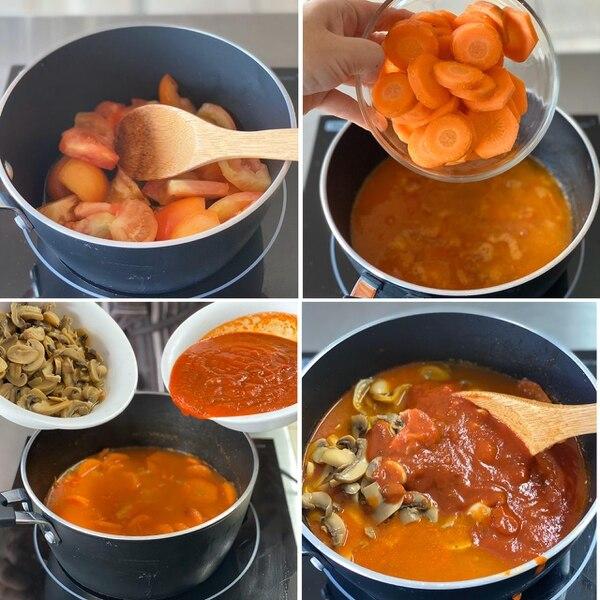 Puede prepararla al horno o en olla de presión, como a usted le quede más cómodo. Foto: Cortesía de Centro Gastronómico Candy.
