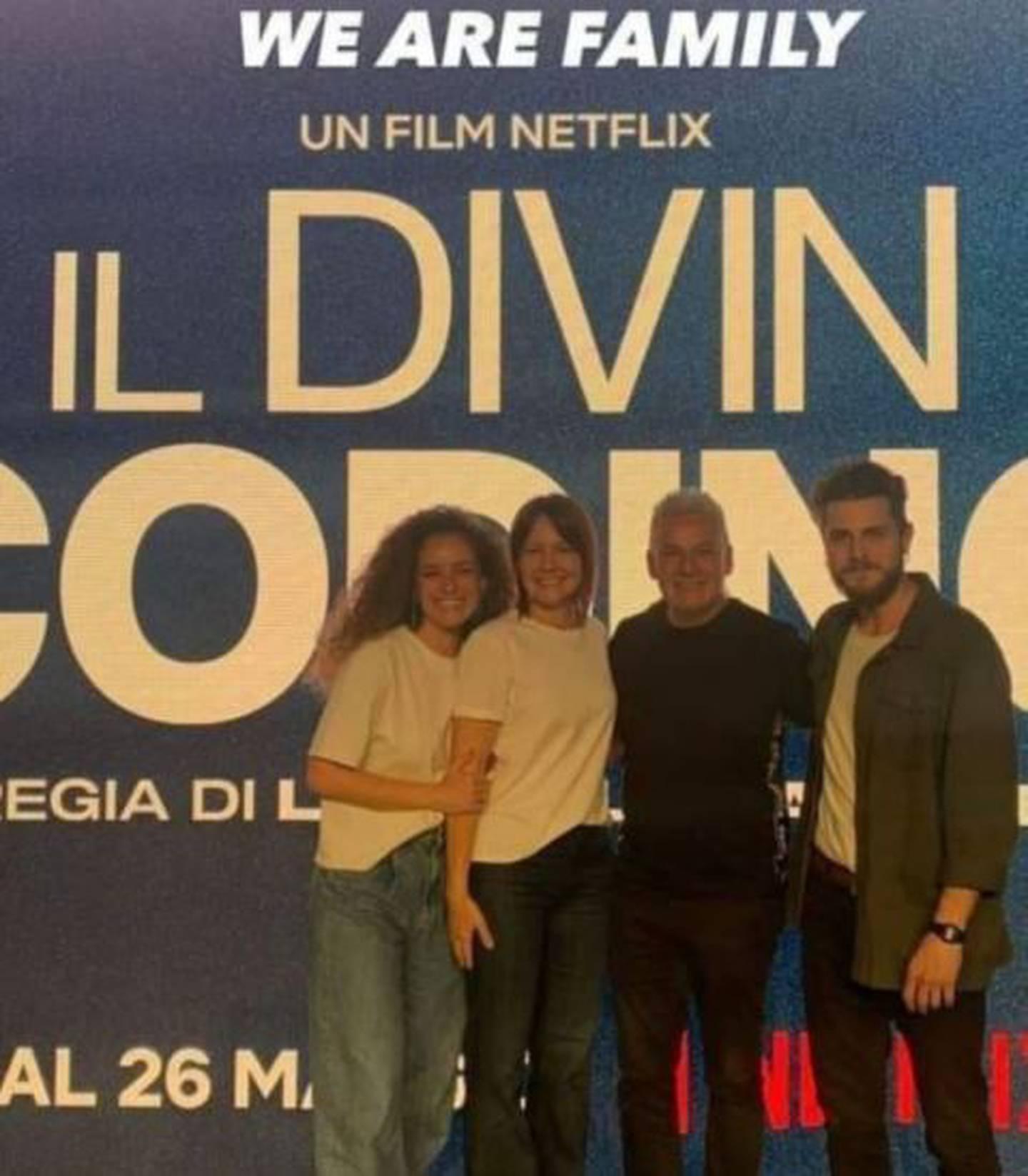 Roberto Baggio, exdelantero italiano. Instagram.