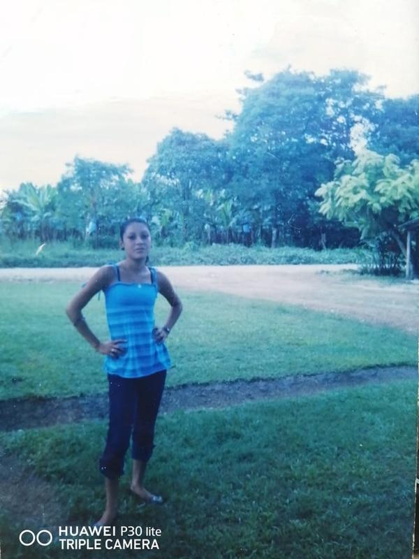 María José Obando Carrillo fue asesinada de 15 años. Foto: Cortesía de la Familia