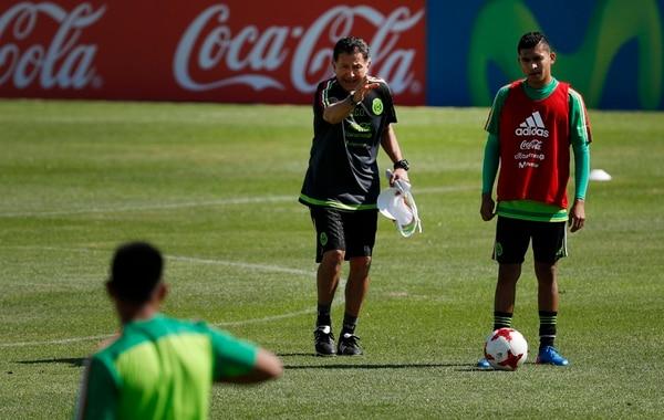 Listo, operativo para encuentro México-Trinidad y Tobago