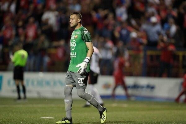 Cambro fue de los más señalados por la afición después de caer eliminados contra San Carlos. Fotografía José Cordero
