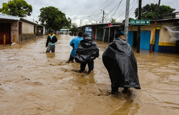 Los mafiosos se aprovecharon de la situación que viven grandes zonas de Honduras. AFP
