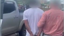 Supuesto violador fingió problema de salud para escapar de celda del OIJ