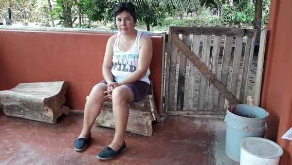 Doña Iliana ha pasado por dos golpes terribles. Perder a su madre y a su hijo. Foto: Alfonso Quesada