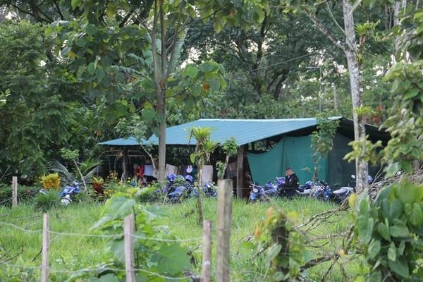 Las autoridades dieron con los sospechosos y ahora en la comunidad esperan que se haga justicia. Foto: R. Montero