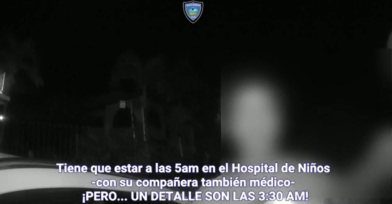 Sorprenden a 3 médicos de la CCSS en fiesta clandestina.