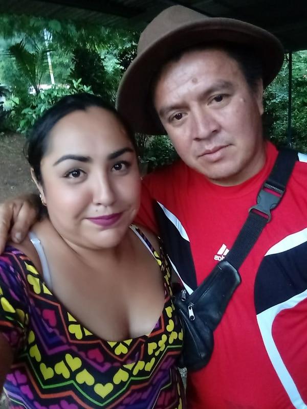 Maritza Arauz, prima de Jonathan fue la que facilitó el primer contacto en