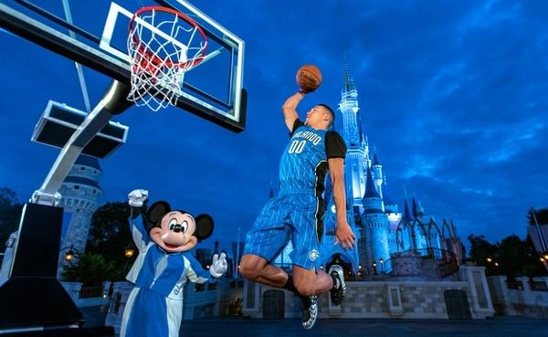 Foto tomada NBA
