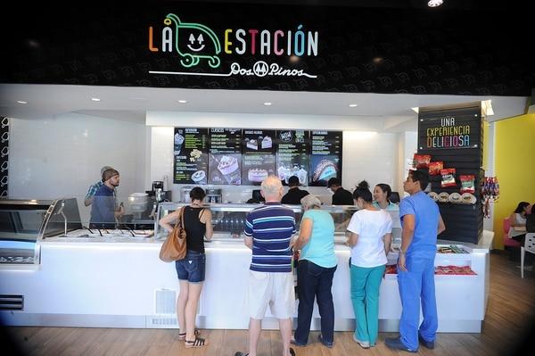 Si le encantan los helados esta es su oportunidad de trabajar haciendo estas delicias. Foto: Jorge Navarro