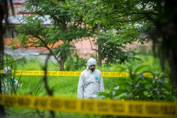 En Sagrada Familia encontraron a Charlyn Robles Vargas de 26 años el 6 de agosto del 2015.