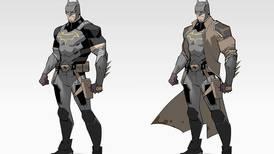 Vecino de La Guácima de Alajuela dibuja al Batman del futuro para DC Comics