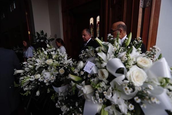 Solís había partido a Estados Unidos para su nuevo trabajo el viernes, tuvo que regresar este domingo por la muerte de su padre. Foto: José Cordero
