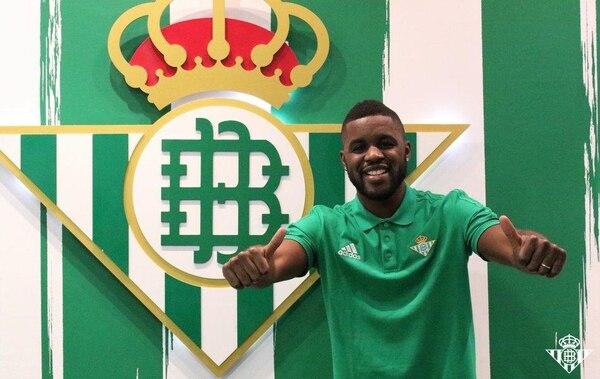 FÚTBOL-Costarricense Campbell regresa a España para jugar en el Real Betis