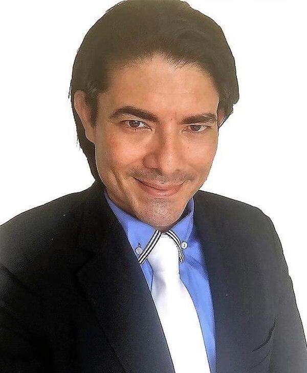 Mauricio Amuy es actor. Foto: Archivo.