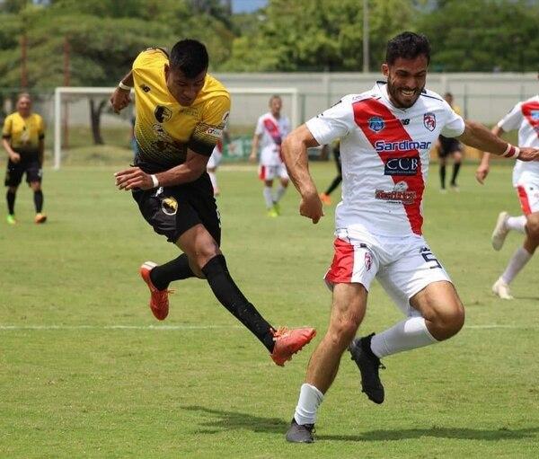 El cuadro mexicanista la pulsea para salir adelante en la Liga de Ascenso FOTO: Facebook Liberia.