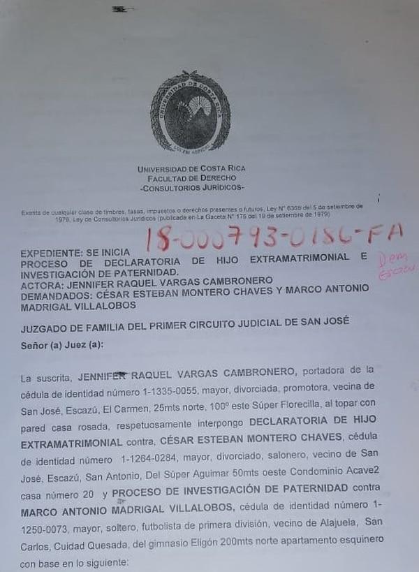 El proceso judicial contra el portero inició en agosto de 2018 y aún no se termina de resolver. Cortesía
