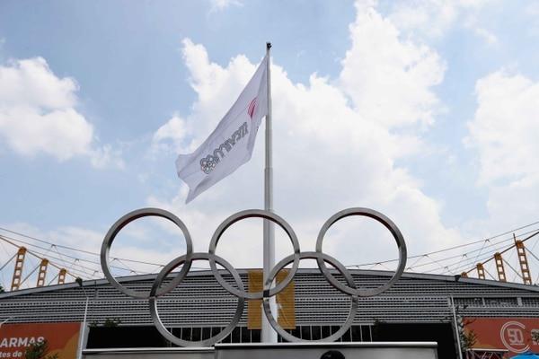 Los organizadores fueron claros al decir que las olimpiadas solo pueden realizarse en el 2021. Foto: Archivo Agencia El Universal.
