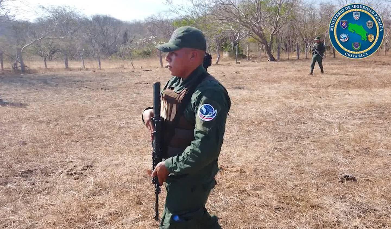Policía de Fronteras. Foto MSP.