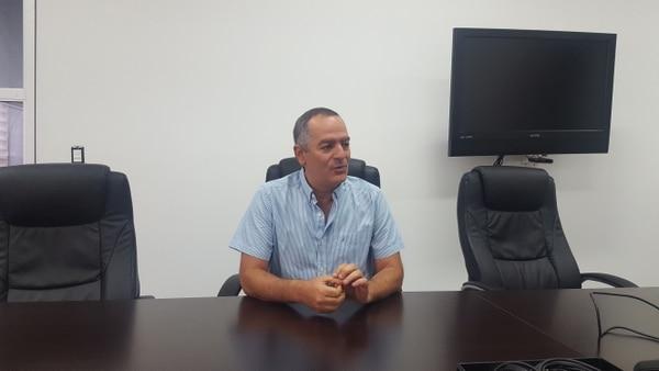 El empresario dejó clarito que no le interesa ser dueño del club manudo. Karol Espinoza Ulloa