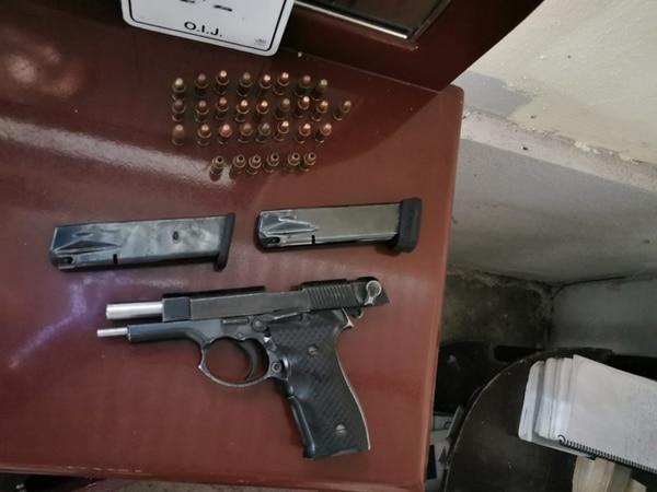 El OIJ realizó 15 allanamientos como parte de la investigación por la muerte de Erwin Guido Toruño, alias El Gringo. Foto: OIJ para LN