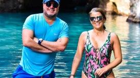 Fabiola Herra ya se deja ver junto al doctor Rodrigo Marín