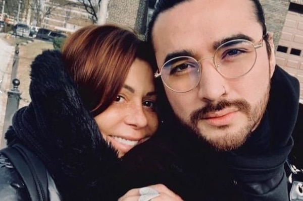 La relación de Alejandra Guzmán con Estrada generó ira en Frida. Instagram