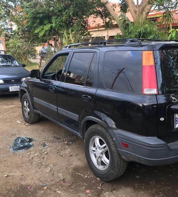 Los oficiales localizaron a Méndez gracias a que dejó su carro parqueado afuera de una casa. Foto MSP
