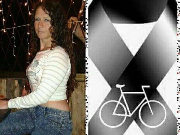 Lucía Mata Durán, ciclista fallecida por un atropello frente al Walmart de Tres Ríos. Foto: Cortesía para LT