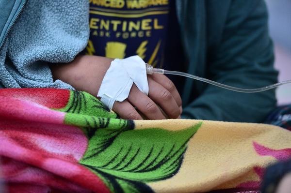 En Nicaragua hay 2.566 casos de dengue confirmados. Foto: AFP.