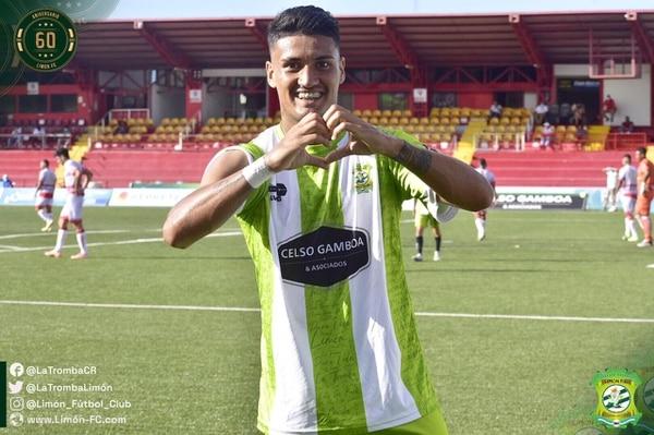 Prensa: Limón FC