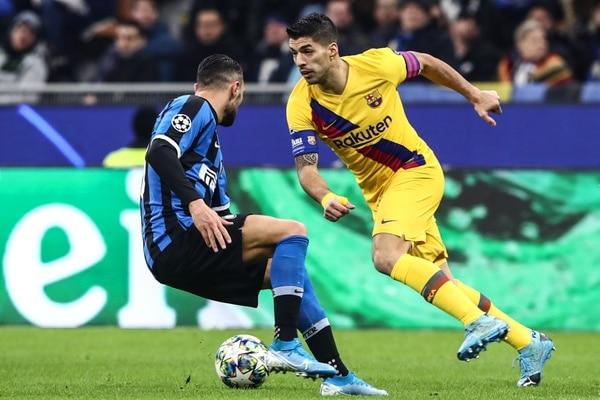 El cuadro culé ya no ponía en peligro la clasificación y ganó sin Lionel Mesi en la jornada de este martes. AFP