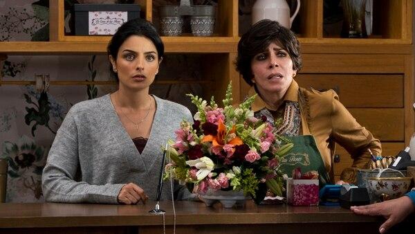 El personaje de Verónica Castro lo terminaron matando pues no llegó a un buen acuerdo con la producción para la segunda y tercera temporada. Archivo