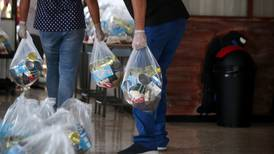 Paquetes de alimentos del MEP para estudiantes llegan hasta el 18 de diciembre