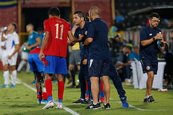 La Sele no pasó del 0-0 contra Curazao en el Alejandro Morera Soto. Fotos: Mayela López