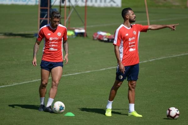Francisco Calvo y Giancarlo