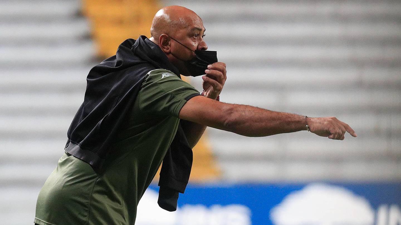 Mauricio Wright, técnico de Saprissa