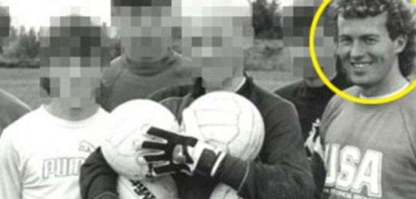 Barry Bennell entrenó equipos de divisiones inferiores del Manchester City y el Stoke City. BBC