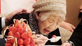 La mujer más viejita del planeta llevará la antorcha olímpica