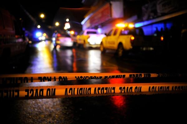 El ataque sucedió a eso de las 5:40 p.m. de este viernes. Foto con fines ilustrativos.