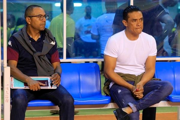 Con Paté al mando, Saprissa cayó este torneo 5-2 ante Alajuelense, en Tibás, y 4-0 contra el Herediano, en el Rosabal Cordero. Ambas derrotas no lo bajaron del puesto de entrenador. Rafael Pacheco