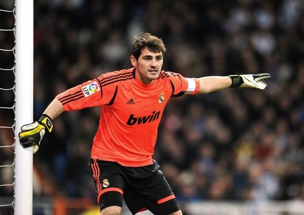 Casillas se despide del balompié profesional, pero seguirá ligado a la dirigencia del Real Madrid. Archivo.