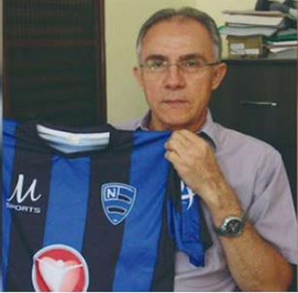 José Danilson de Oliveira, de 58 años, murió de varias puñaladas. soy502.com