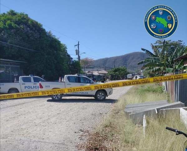 En una discusión en Nicoya un hombre murió cuando le clavaron un cuchillo en una pierna. Foto: LT