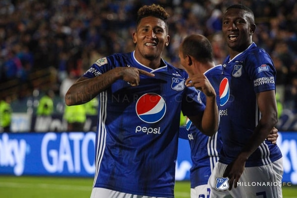 En Colombia ven a Ortiz como la gran sorpresa en el fútbol colombiano Foto: Facebook de Millonarios