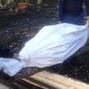 El cuerpo del agricultor fue encontrado por un vecino. Foto: Alfonso Quesada.
