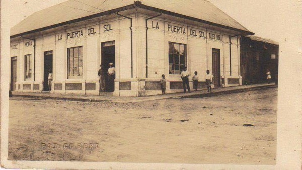 Así se veía originalmente el edificio. Foto: Cortesía Paulina Mora