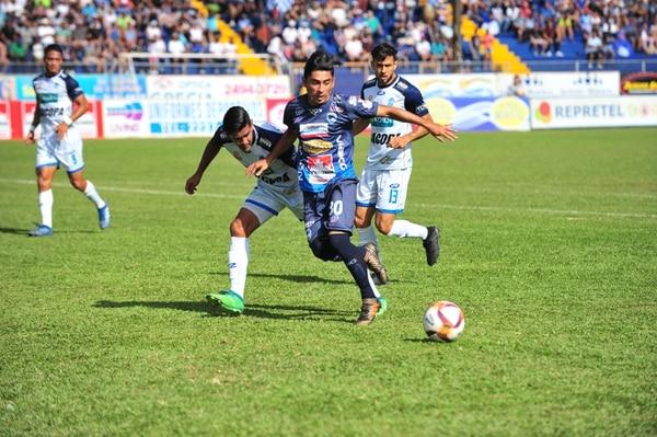 Esteban Rodríguez llegará a fortalecer la media cancha de Paté. Fotografía: Juan Diego Villarreal