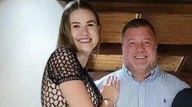 """Novia del doctor Rodrigo Marín se confiesa: """"No soy una chavala metida"""""""