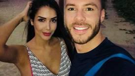 ¿Futbolista Henrique Moura con nueva novia? ¿Y Vivian Campos?