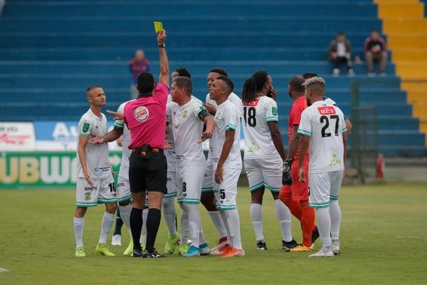 Los caribeños están en el sótano por primera vez este torneo. Foto Jeffrey Zamora
